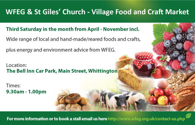 Village Food and Craft Market